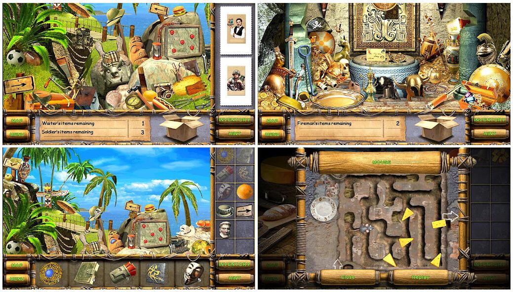 Download Hidden Object Games - Free- Shockwavecom