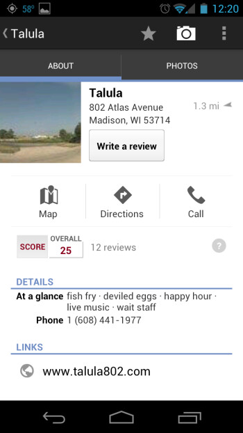 Google Maps update coincides with big social and Google+ integration push
