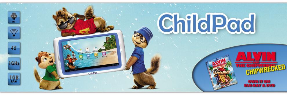 The Archos ChildPad.
