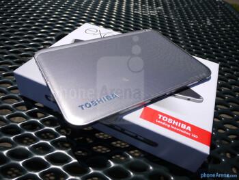 Toshiba Excite 10 unboxing