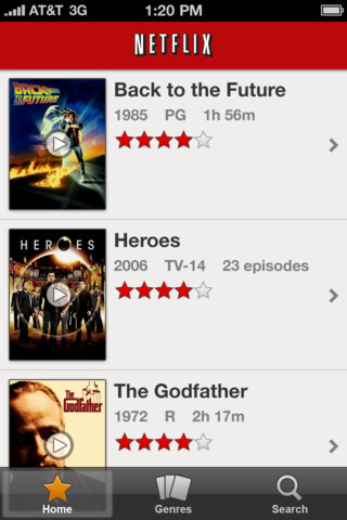 Netflix iOS update lets you choose to view on Wi-Fi only
