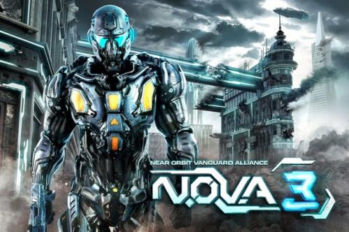 N.O.V.A. 3 - Near Orbit Vanguard Alliance - iOS, Android - $6.99