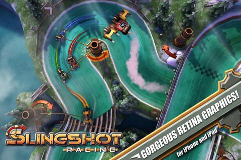Slingshot Racing - iPhone, iPad - $0.99
