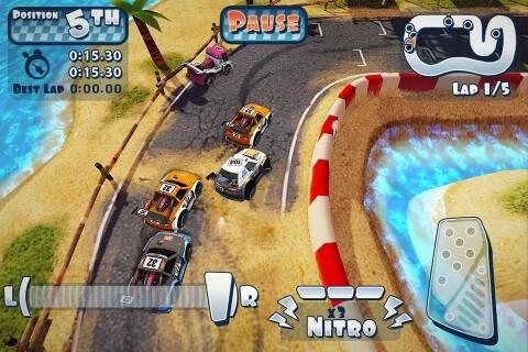 Mini Motor Racing - iOS Free, Android $1.99