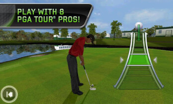 Tiger Woods PGA Tour 2012 swings its way into the Google Play Store for $4.99