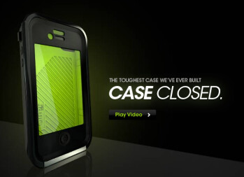 OtterBox has a web site for the new series
