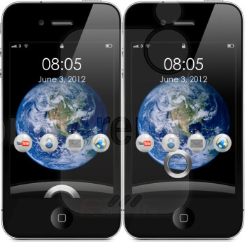 Unlock your iPhone HTC style with HTCLock