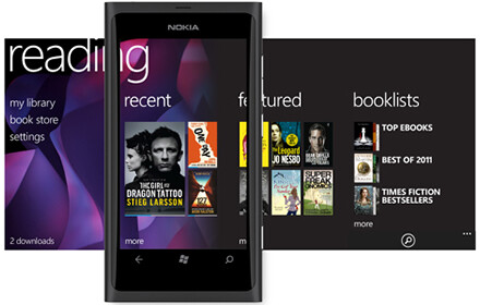 Nokia Reading - Windows Phone - Free