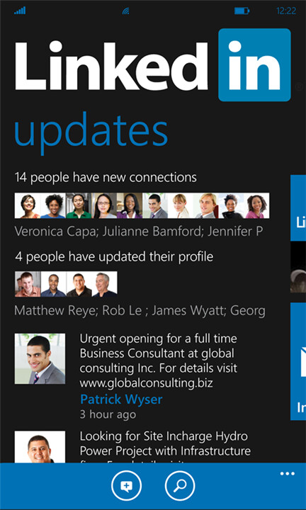LinkedIn - Windows Phone - Free
