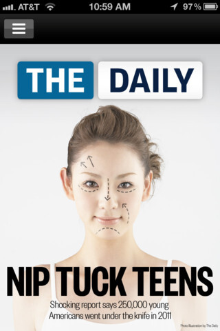 The Daily for iPhone - Free