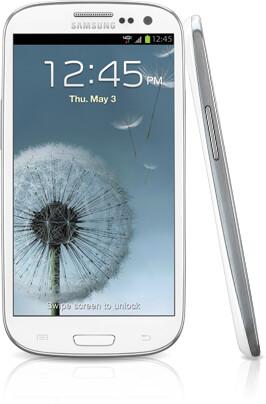 Verizon's Samsung Galaxy S III