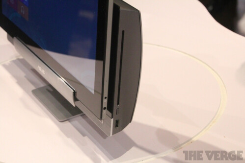 Images of the ASUS AIO Transformer