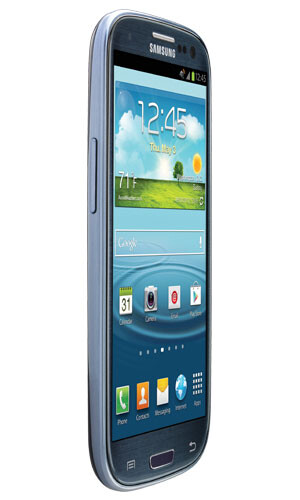 AT&T's version of the Samsung Galaxy S III - AT&T variant of Samsung Galaxy S III 16GB only, but available in red