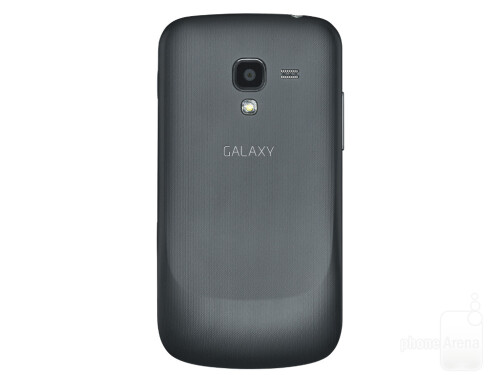 Samsung Galaxy Exhilarate photos