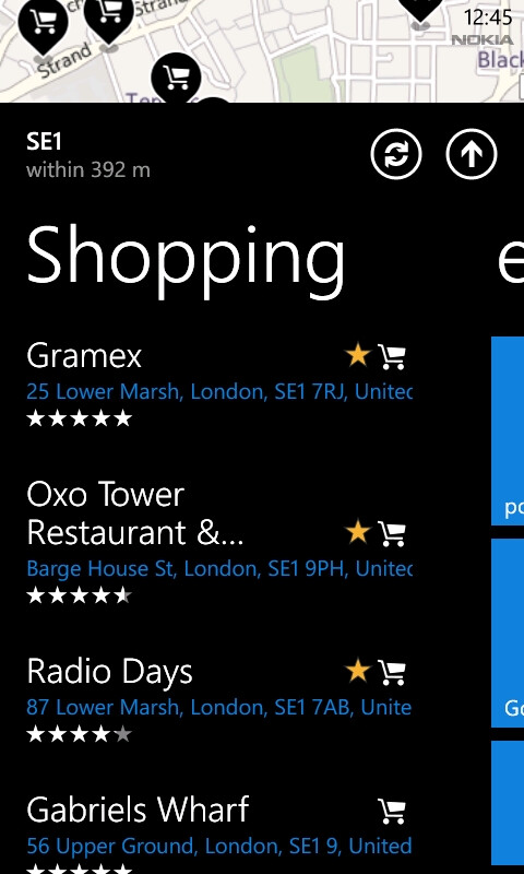 Nokia Maps is given some new features with version 2.0 for Windows Phone