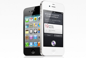 The Apple iPhone 4S