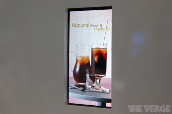 LG flaunts 5-inch 1080p display prototype