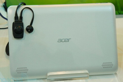 The Acer Iconia Tab A210