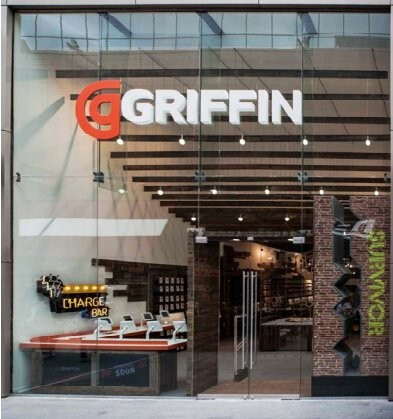 Griffin opens its first retail store in London just in ...