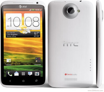 The AT&T version of the HTC One X is back in the States