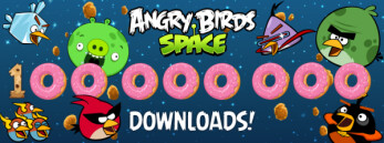 Angry Birds Space passes 100 million downloads