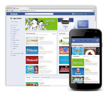 Facebook App Center is coming