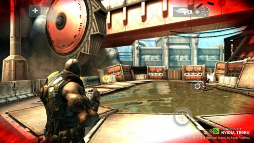 Best graphics - Shadowgun THD