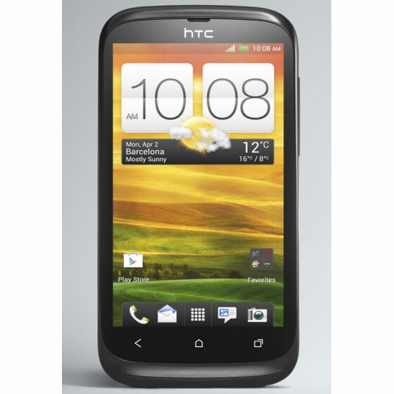 HTC Desire V is the company's first dual-SIM smartphone for Europe