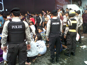 The launch of the BlackBerry Bold 9790 in Indonesia last November nearly caused a riot