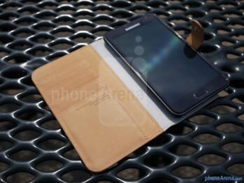 Spigen Samsung Galaxy Note accessories hands-on