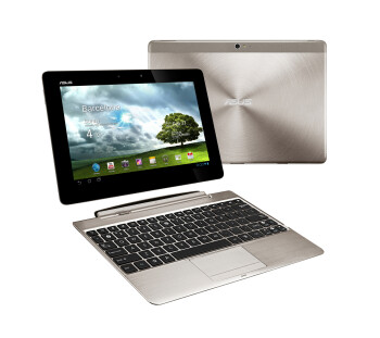 The Asus Transformer Pad Infinity TF700