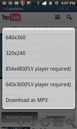 YouTube Downloader Pro (free)