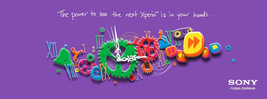 """Sony announces that it will announce """"fun and colorful"""" Xperia smartphone"""