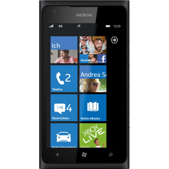 Nokia Lumia 900 finally makes its German debut
