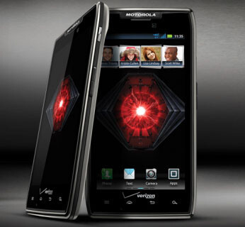 The top-selling Motorola DROID RAZR MAXX