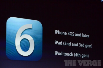 First-gen iPad not getting iOS 6 update, Apple confirms