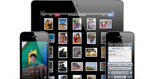 Photo Stream becomes social with shared image galleries