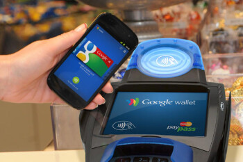 Sprint Touch is a competitor to Google Wallet