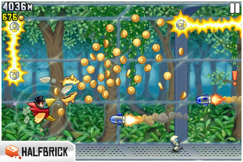 iPhone Developer Showcase - Jetpack Joyride
