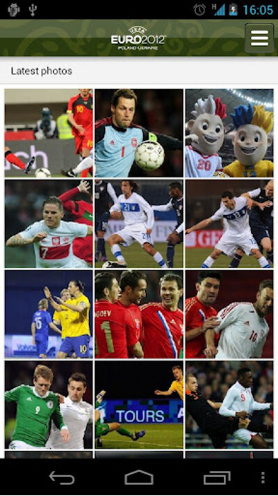 Official UEFA EURO 2012