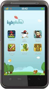 Kytephone makes Android phones child-friendly