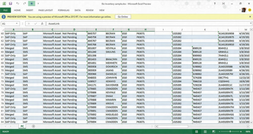 Screenshots of Office 2013 that will come bundled with Windows 8 tablets on ARM emerge
