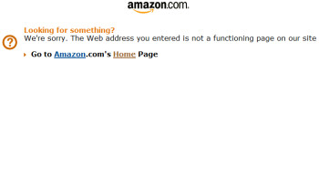 Amazon has shut down its pre-order page (L) for the Samsung GALAXY Note 10.1