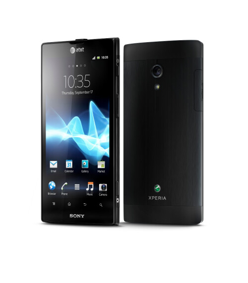 Sony Xperia ion for AT&T