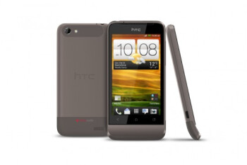 The HTC One V might be low-end in the U.S. but mid to high-range elsewhere