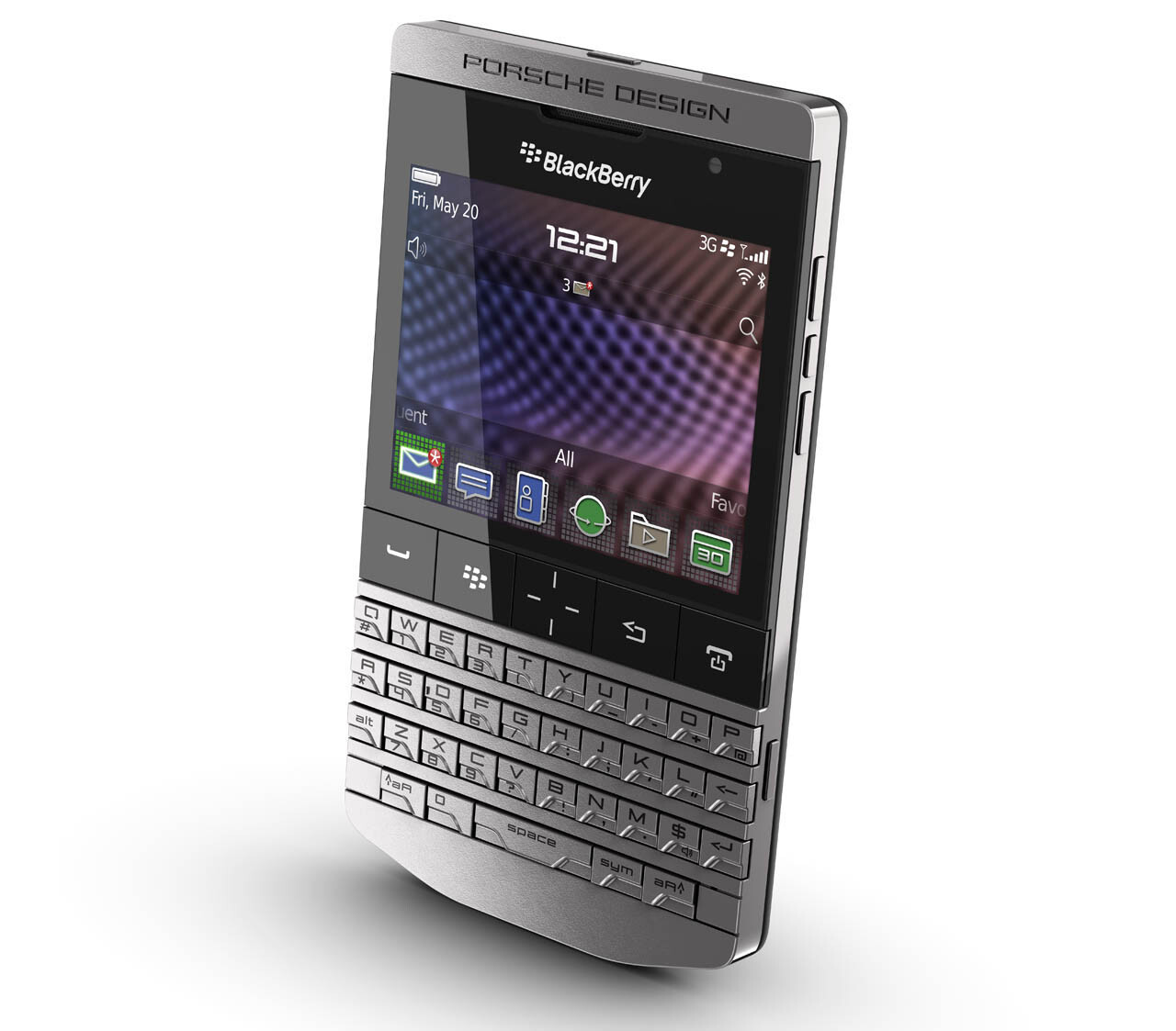 RIM BlackBerry P'9981 Porsche Design