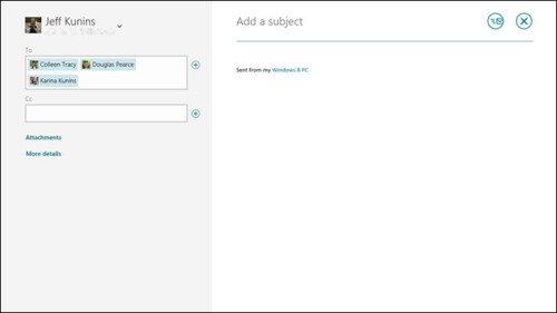 Microsoft details cloud-based People app for Windows 8 that pulls all your contacts together