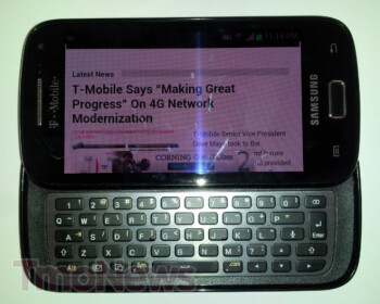 IS this the Samsung SGH-T699?