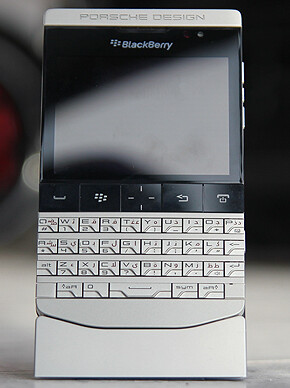 The BlackBerry Porsche Design P'9981