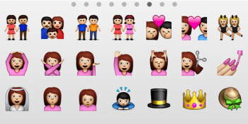 iOS 6 comes with gay and lesbian emoji